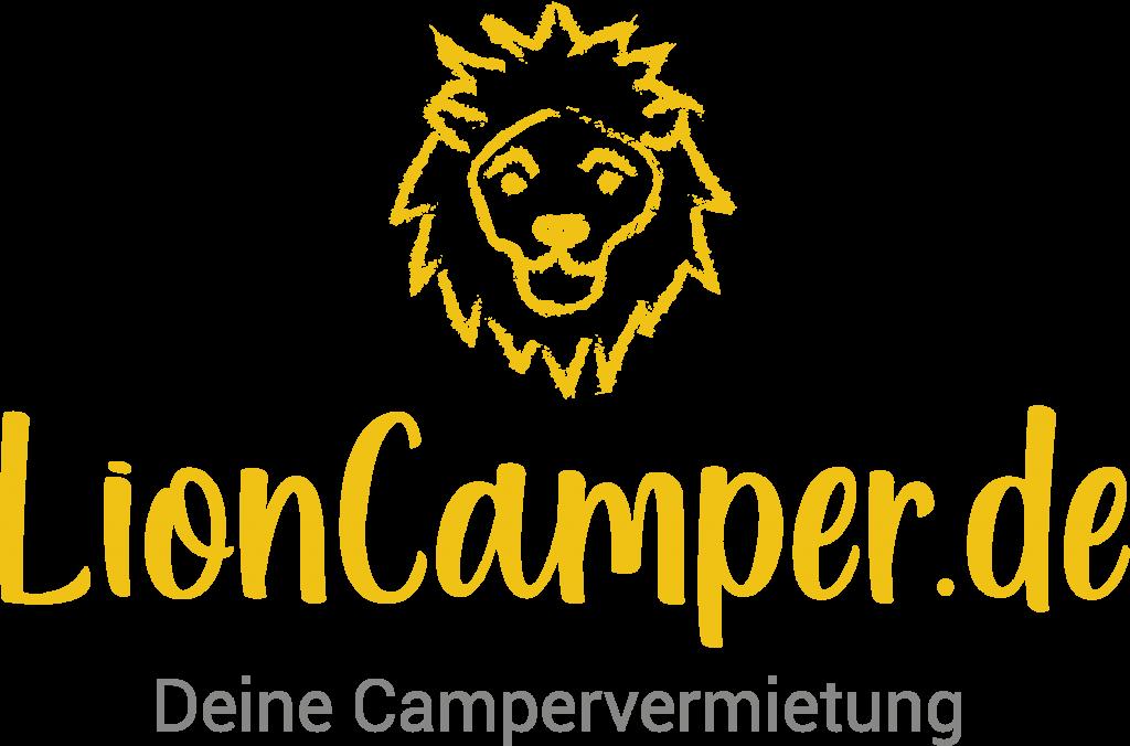 lioncamper campervermietung logo